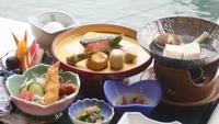 ≪最上級≫特別なご旅行に☆贅沢な自慢の料理に舌鼓