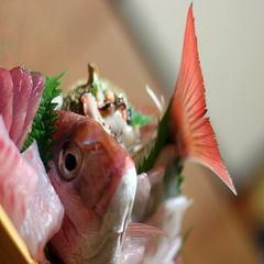 料理自慢の宿≪船盛りよくばりプラン≫貸切風呂無料