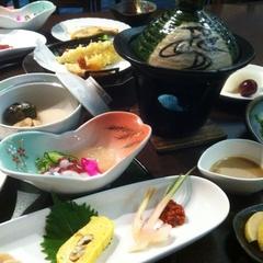 人気NO1【一泊二食付】旬の食材を使ったお料理、夜景の見える展望レストランでお食事 北関東魅力プラン
