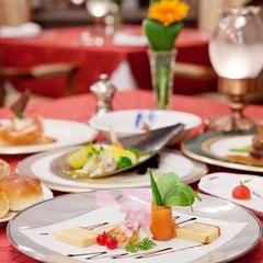 さき楽75★早期予約でポイント4倍★クラシック・プレミアム★メインダイニングでのフランス料理ディナー