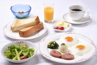 【エコ連泊】朝食付プラン(清掃なし)