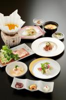 飛騨牛・鯛満喫の夕食と郷土の朝食付プラン