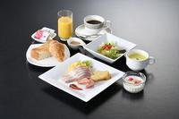 'ホテル自慢'朝食付プラン