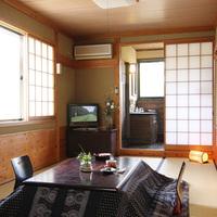 和室【8畳から12畳】 TV/冷蔵庫/エアコン/