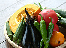 【個室利用【二食付】スタンダードプラン!!夕食:美山御膳 朝食の2食付き 美山の美味しい水・米・野菜