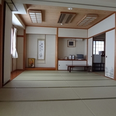 和室12〜20畳(パーテーション・間仕切り)