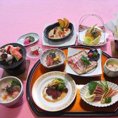 ≪薩摩黒づくし≫当館一番人気!ご当地薩摩の黒食材を食べつくす★ワンドリンクサービス