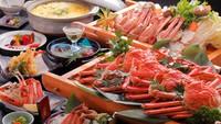 【越前若狭の旅 第2弾】〜カニづくし会席〜 海の幸の王様を贅沢に食べつくす。カニづくしで大満足♪♪