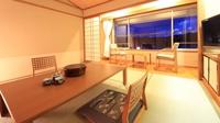 【禁煙】北潟湖を望む10畳和室