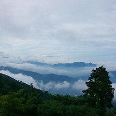 ≪朝食付≫輝く朝日と山々!絶景を眺めて、爽やかに1日をスタート♪