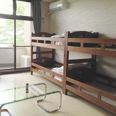 洋室(二段ベッド)