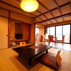 【露天風呂付き客室】湯布院の天然温泉〜美肌の湯〜をお部屋で♪