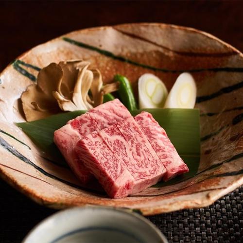 【東北の銘柄牛<山形日和。>】特選山形牛鉄板焼お肉2倍プラン★東北で肉を食べよう♪