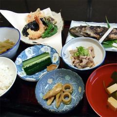 ◆2食付◆食材の甘み・旨みを存分に<自家製・無農薬>夕朝食付<お部屋食>