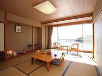 【太平洋を望むオーシャンビュー】和室10畳 禁煙室