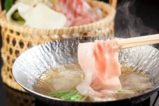 山梨特産【甲州ワイン豚】の旬の恵み♪和風会席料理プラン