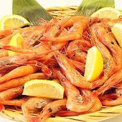 【甘エビのお刺身付】新鮮ぷりぷり甘エビが旨い!魚沼の美味をしっかり堪能グルメプラン