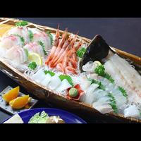 てっさ・てっちり!からの舟盛りでの日本海満喫♪