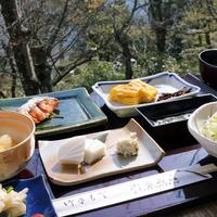 【御岳山荘☆満喫プラン】〜旬を食べる・五感を感じる〜