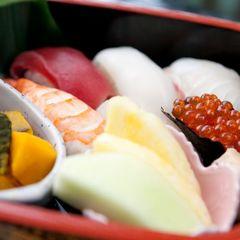 ◇◆お寿司セットの2食付プラン◇◆大人気'生ビール1杯付◆◇