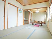 和室14畳(トイレ付・喫煙)