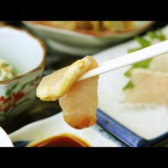 【地鶏刺身×黒豚料理】地の物お安く♪2食付きプラン現金特価