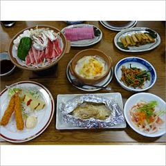 【1泊2食付き】ボリューム満点!手作り料理が自慢☆スタンダードプラン