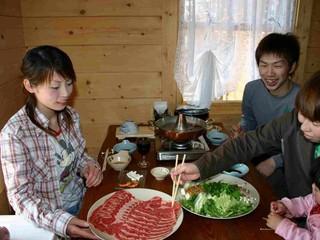 1泊2食【牛肉しゃぶしゃぶプラン】