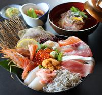 ☆学生限定☆お得な海鮮丼プラン