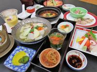 【GW・夏休み】天然温泉でのんびり♪夕食は体に優しい薬膳料理が人気!(夕朝食付)