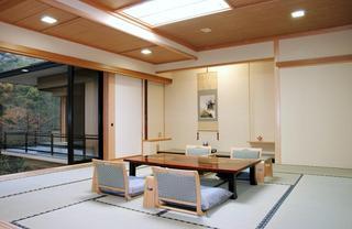 【花山水・月山水】和室12.5畳+6畳