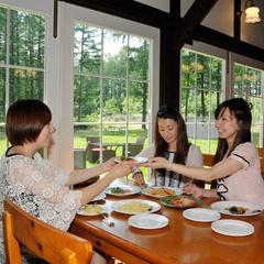選べる3種のメインCHEF'S dinner★シェフが真心を込めた夕食を★【美味旬旅】