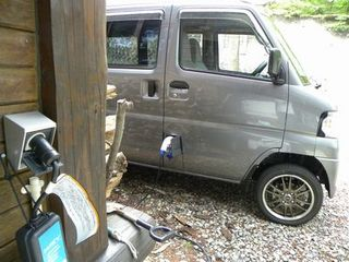 EV普通充電器2台完備◆EVカーでお出かけ!!プラン◆