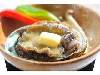 【夕食お部屋食】青森人気の日本酒「田酒」をお一人様に1本&あわびの踊り焼きプラン