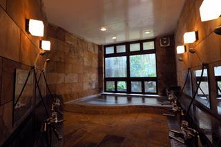 【温泉】【日本アルプスエリア】モダン和風旅館の落ち着いた和室に泊まり天然温泉満喫1泊夕食付き