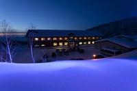 30日前予約特典【素泊まり】十勝岳標高1200メートルの絶景天然温泉をお手軽に満喫♪