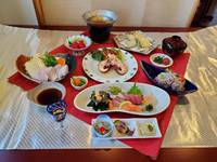 【期間限定】〜旬替わり会席〜<春ver>伊勢海老とクエが味わえる♪【1泊2食付】