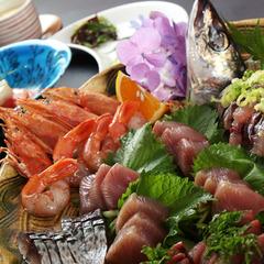 【GWは伊豆高原へ】地魚刺身盛付★伊豆の大満足の旅★貸切露天風呂無料