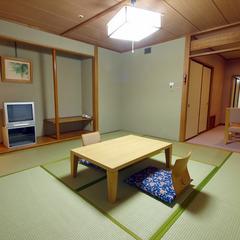 和室【6畳和室・トイレ付・禁煙室】