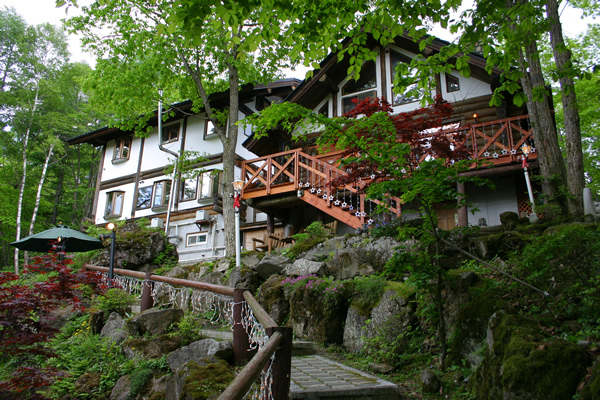Тино - Hotel Tateshina Login Owls Lodge