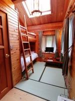 【メゾネットタイプ/二段ベッド+ロフト・雪】天窓付★ペット可