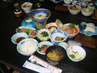 大湯川を望む展望大浴場★朝食付き★