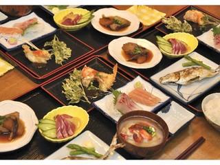 【和朝&地魚夕食】プラン