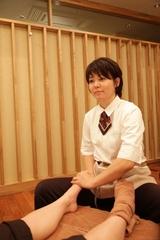 ♪東洋式・バリ式リフレクソロジー♪心香(ほのか)で癒しの足つぼマッサージ(40分)付宿泊プラン