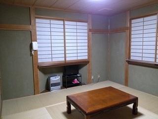「現金特価」和室 素泊まり(8畳のお部屋)