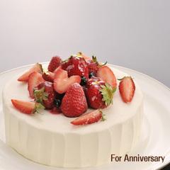 【Anniversary 3大特典付プラン】記念日ケーキ×ワンドリンクサービス!プレミアム会席♪