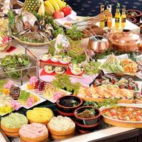 【1日2組限定】マッサージチェア完備★セミスイート10%割引!夕食バイキング