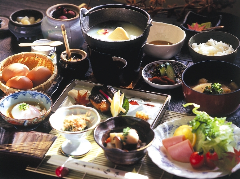 【朝食付き】 朝食のみ 夕食なし プラン