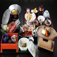 ◇郵政創業150年記念◇本膳料理のグレードアップ! 『季節の味覚プラン』