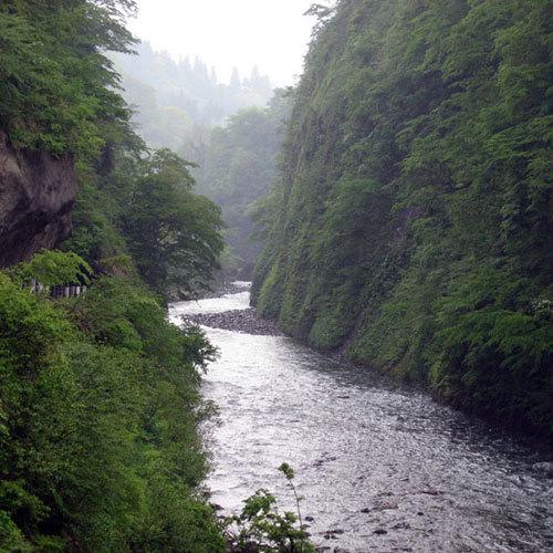 清津峡温泉 いろりとほたるの宿せとぐち 関連画像 3枚目 楽天トラベル提供